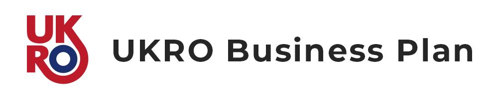 UKRO Business Plan